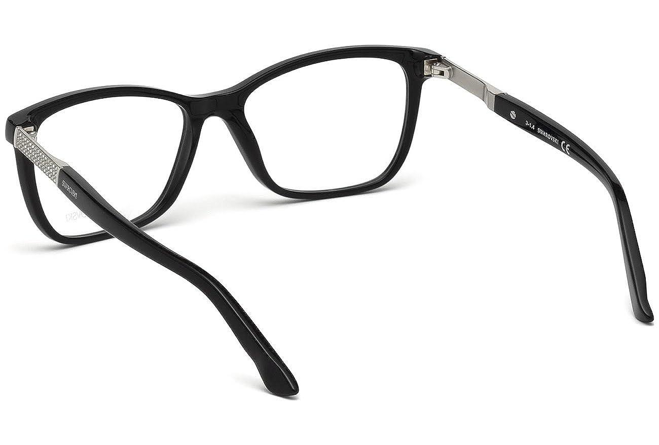 Eyeglasses Swarovski ELINA SK 5117 ELINA SK5117 ELINA 001 shiny black