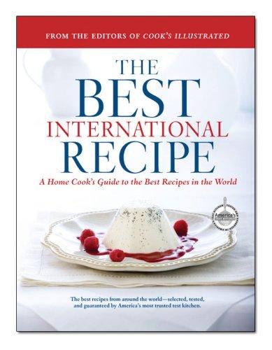 The Best International Recipe