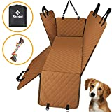 Knodel Dog Seat Cover, 100% Waterproof Car Seat Cover for Pets, Pet Seat