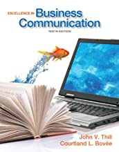 Excellence in Business Communication (10th Edition) (Paperback)