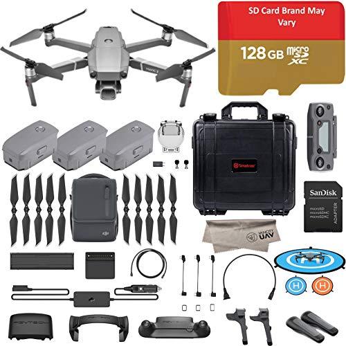 2018 DJI Mavic 2 Pro Drone Quadcopter, F...