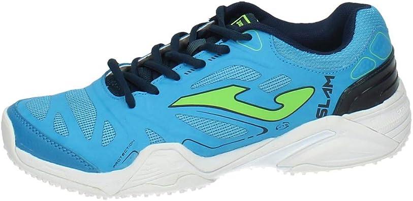 JOMA T.SLAMS-804 Zapatillas Running Hombre Deportivos Azul 44: Amazon.es: Zapatos y complementos