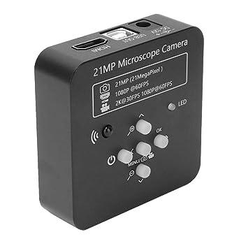 Cámara de microscopio industrial, sensor de 21MP Pixel Cámara de ...