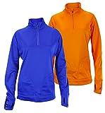 Adidas Womens 1/4 Zip Training Track Jacket