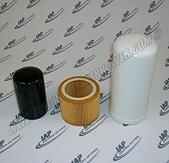 2901 - 0919 - 00 - Kit de filtro diseñado para uso con Atlas Copco compresores: Amazon.es: Amazon.es