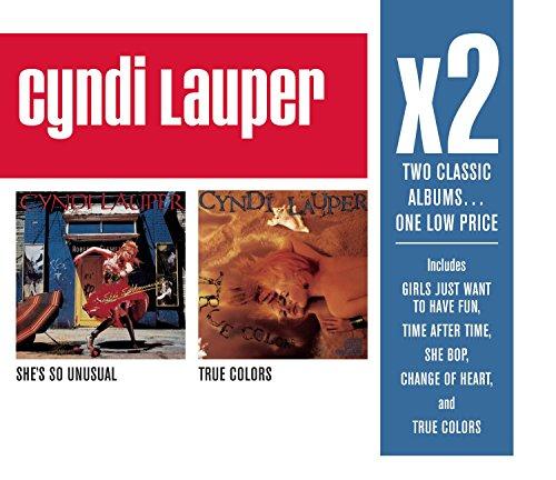 Cyndi Lauper - She