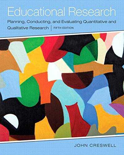 Educational Research: Planning, Conducting, and Evaluating Quantitative and Qualitative Research, Enhanced Pearson eText --Standalone Access Card (5th Edition) (Voices That Matter)