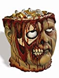 Forum Novelties Bleeding Zombie Candy Bowl, Multicolored