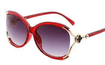 Deaman - Gafas de sol polarizadas para mujer con cristales ...