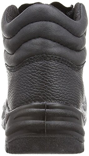 Blackrock SF41, Unisex-Erwachsene Sicherheitsschuhe, Schwarz (Black), 47 EU
