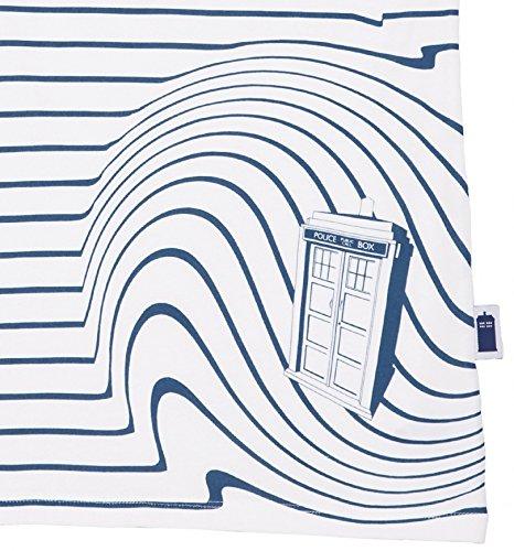 Doctor Who TARDIS Strudel Damen T Shirt von BBC Worldwide