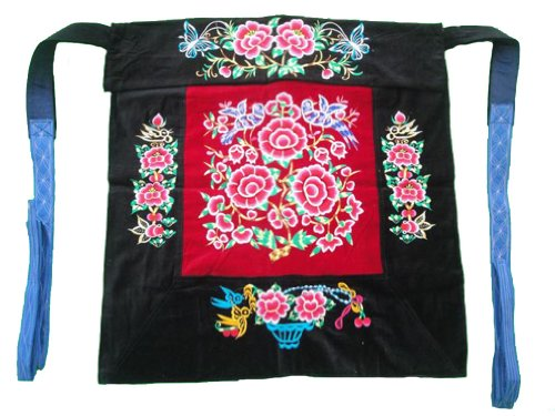 Snugli Baby Sling - Flowery Mei Tai Baby Carrier 100% Handmade Art Front Back Sling Wrap Podaegi #127 - FREE SHIPPING