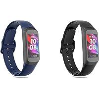 Gransho Bracelete compatível com Galaxy Fit SM-R370 Bracelete Para Relógio, Bracelete Ajustável de Reposição Bracelete…
