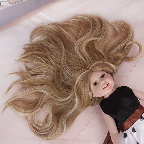Blonde Baby Doll Wig - STfantasy Doll Wig for 18