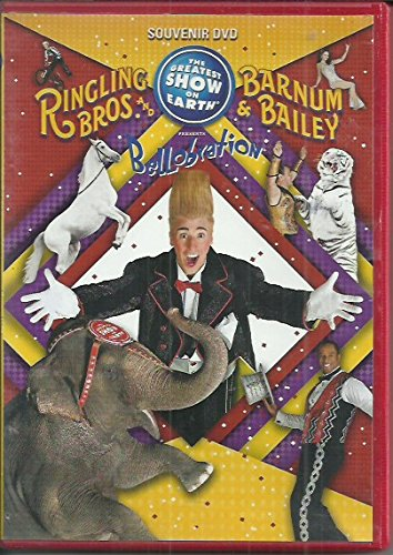 Ringling Bros. Barnum & Bailey Circus 137th Edition Souvenir DVD