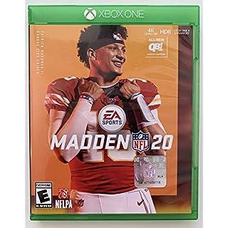 Madden 20 Xbox One