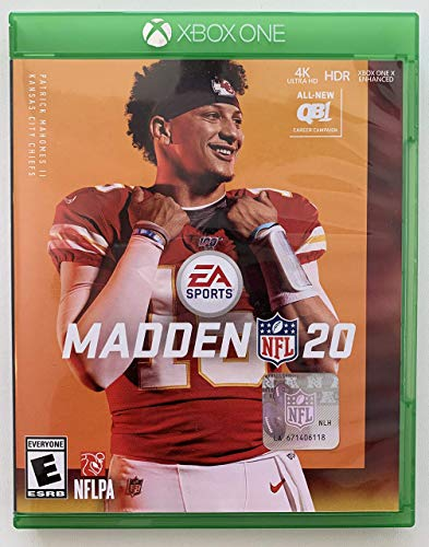 Madden 20 Xbox One