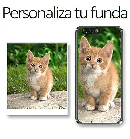 Tumundosmartphone Personaliza TU Funda Gel con TU FOTOGRAFIA para iPhone 6 / 6S Dibujo Personalizada