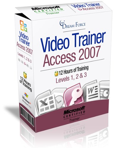 Access 2007 Training Videos – 12 Hours of Access 2007 training by Microsoft Office: Specialist, Expert and Master, and Microsoft Certified Trainer (MCT), Kirt Kershaw