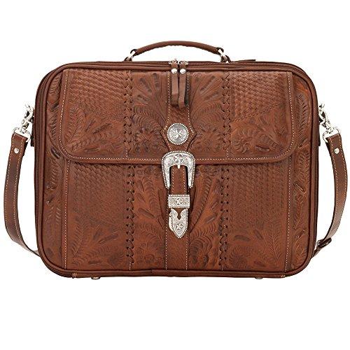 - American West Retro Romance Collection Laptop Briefcase