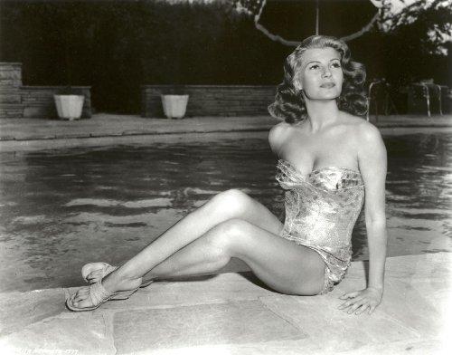 Rita Hayworth Poster Photo Pinup Art Girl Hollywood Posters