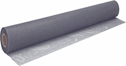 "100/' Roll CRL Charcoal Fiberglass 24/"" Screen Mesh"