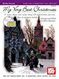 My Very Best Christmas, Alto Sax and Baritone Sax Edition, Karen Khanagov, 0786670967