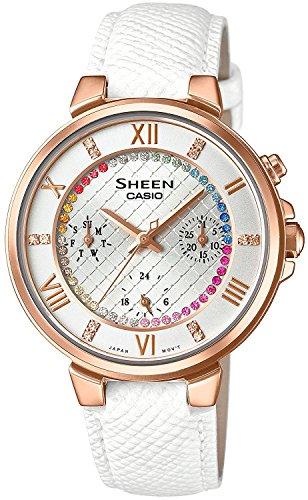 CASIO watch SHEEN SHE-3041GLJ-7AJF Ladies