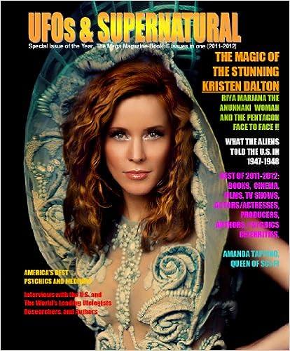 Laden Sie die kostenlose E-Book-Tasche herunter UFOs & SUPERNATURAL MAGAZINE. SPECIAL ISSUE OF THE YEAR PDF iBook