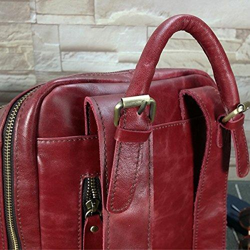 DJB/ Umhängetaschen Handtaschen Mode Tasche Rucksack Leder Wildleder Leder