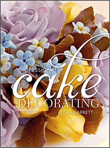 Professional Cake Decorating with Pastry Chef Companion Set