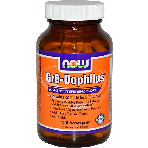 NOW Foods Dophilus Enteric Coated