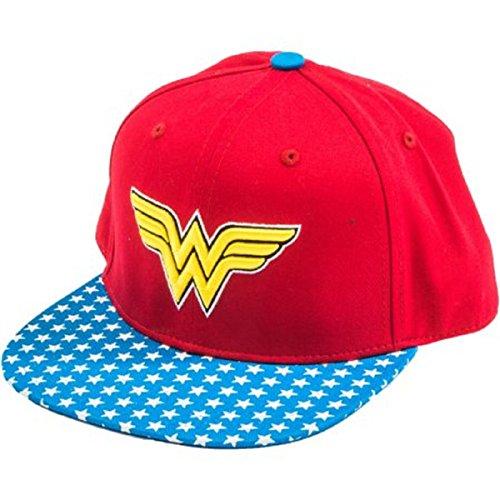 5663f948a0a Galleon - Womens Wonder Woman Baseball Hat