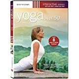 Yoga over 50 DVD - Workout Video with 8 Routines, including routines for Seniors