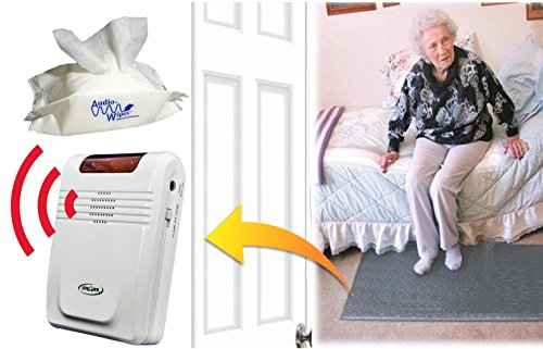 Smart Caregiver Economy Cordless Fall Monitor Floor Mat