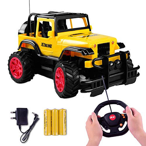 LtrottedJ Drift Speed Radio Remote Control RC Off-Road Vehicle Car Kids Toy Gift 1:18