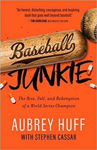 Image result for baseball junkie aubrey huff