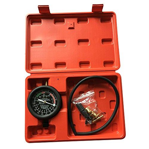 MILLION PARTS Fuel Pump & Vacuum Tester Gauge Kit