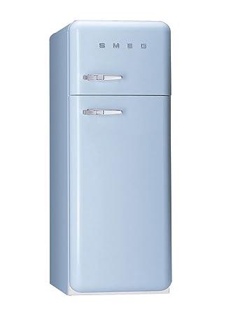 Smeg FAB30AZ7 Kühlschrank pastellblau: Amazon.de: Elektro-Großgeräte