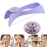 defeatherer Gnker Facial Body Hair Remover Threading Epilator Defeatherer DIY Beauty Nice Tool Epilator
