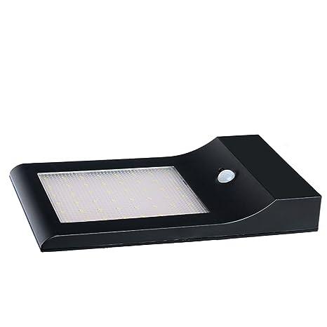 850 Lumens 48 LED grde de luz Solar, impermeable Solar luz del Sensor de movimiento