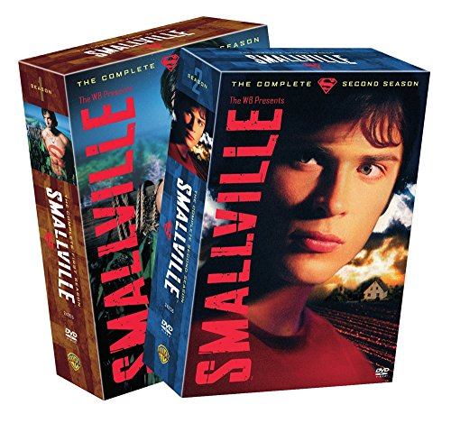 Smallville: The Complete First and Second Seasons (Smallville Season 2 compare prices)