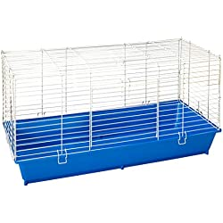 WARE BIRD/SM AN 089552 Home Sweet Home Complete Kit for Pet Rabbits Assorted, 40.25X17.25X20