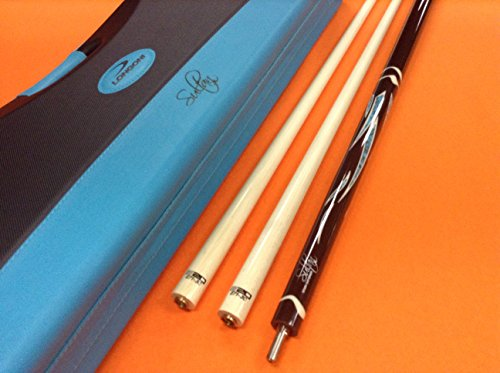 LONGONI CAROM CUE SULTAN WITH S20 SHAFTS & CASE by LONGONI