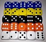 Perudo dice set - Liar Dice - 5 sets...
