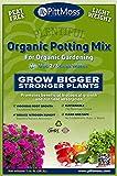 PittMoss Organic Potting Mix, 10 quart