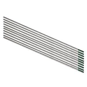 TEN-HIGH 2.4*175mm Pure Tungsten Electrodes