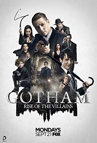 Gotham Poster Large 24 x 36 inches 61x91.5cms