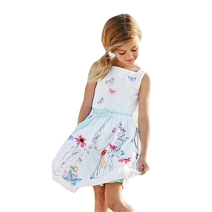 Yanhoo-Kinder Yanhoo-Kinder Mädchen Festliche Strap Kinderkleidung ...