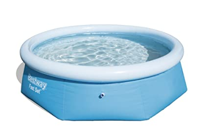Amazon.com: Bestway - Piscina hinchable rápida (8ft x 26.0 ...